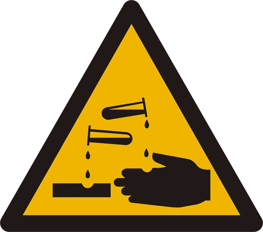 HYDROFLUORIC ACID 35% - 5 LITRES - APPROVED HANDLER CERT REQUIRED
