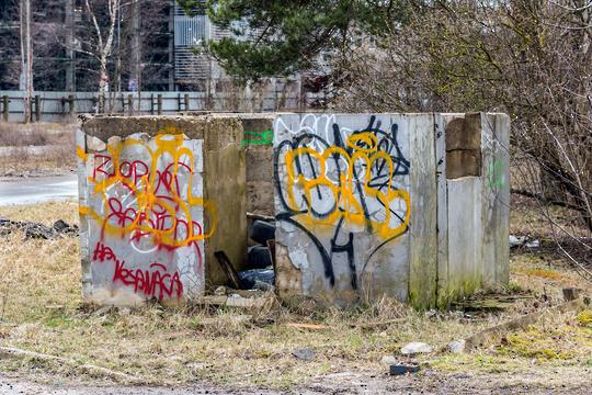 GRAFFITI REMOVER 1 LITRE (MOQ 12)