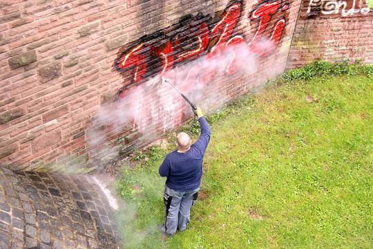 GRAFFITI REMOVER 5 LITRES