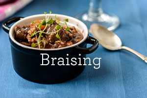 braising meat