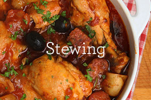 stewing cooking
