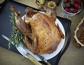 Free Range Turkey Size 5 Bone In