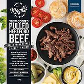 Pulled NZ Beef, Gluten Free 400gm