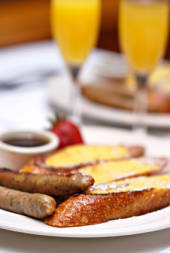 Breakfast Pork Sausages (500gm)