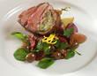Lovely Lamb Mid Loin Chops (8 x 120gm chops per pack)