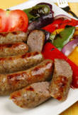 Lamb and Mint Sausages (500gm)