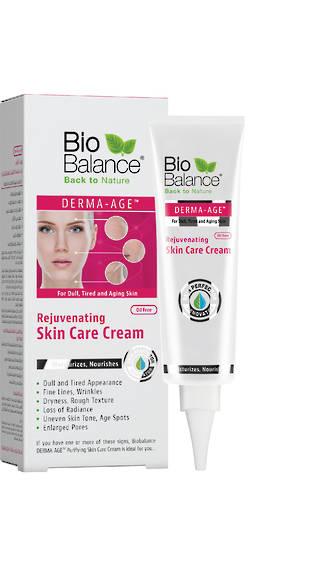 BioBalace Derma-Age Rejuvenating Skin Care Cream - 55ml