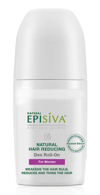 Episiva Hair Reducing Antiperspirant Deodrant Roll On