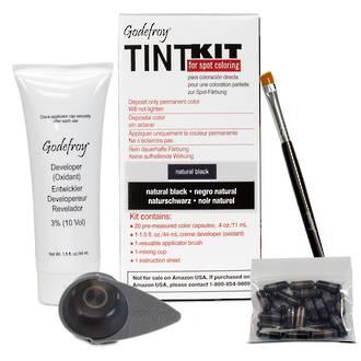 Godefroy Eyebrow Tint Kit - Natural Black