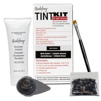Godefroy Eyebrow Tint Kit - Dark Brown