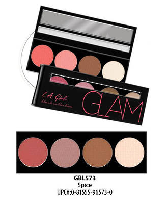 LA Girl Beauty Brick Blush - Spice