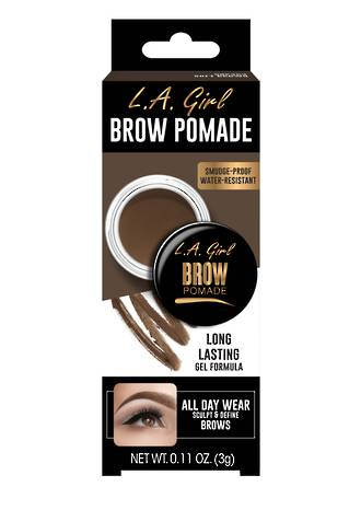 LA Girl Brow Pomade - Soft Brown
