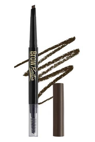 LA Girl Brow Bestie Brow Pencil - Deep Brown