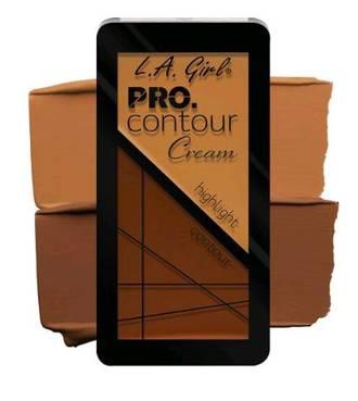 LA Girl Pro Contour Cream - Tan