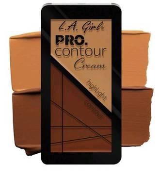 LA Girl Pro Contour Cream - Medium-Deep