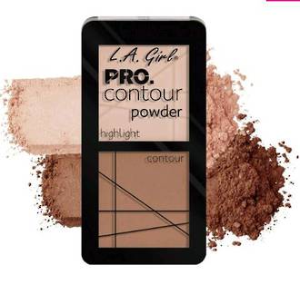 LA Girl Pro Contour Powder - Fair