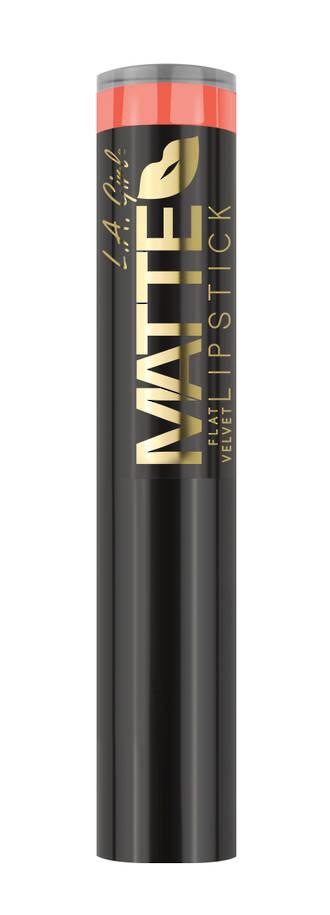 LA Girl Matte Flat Velvet Lipstick - Sunset Chic