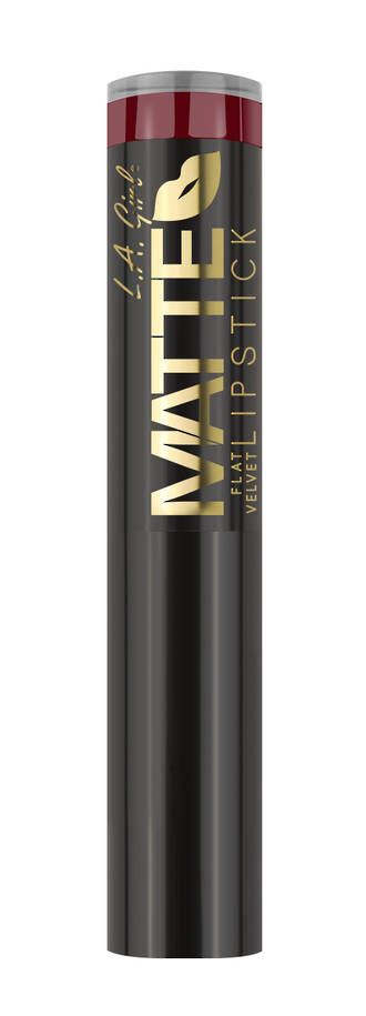 LA Girl Matte Flat Velvet Lipstick - Spicy