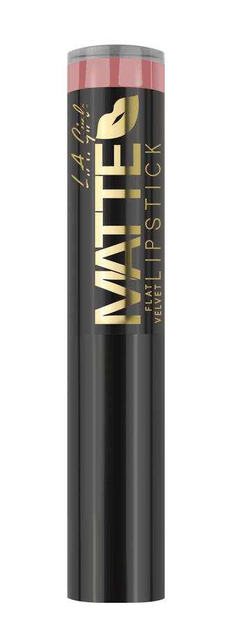 LA Girl Matte Flat Velvet Lipstick - Hush