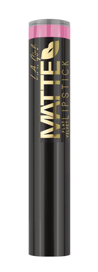LA Girl Matte Flat Velvet Lipstick - Love Story