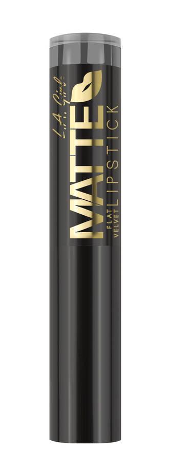 LA Girl Matte Flat Velvet Lipstick - Poetic