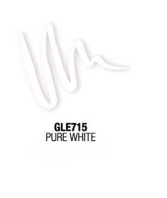 LA Girl Line Art Matte Eyeliner - Pure White