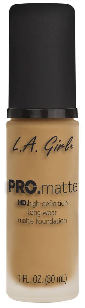 LA Girl Pro Matte Foundation - Light Tan