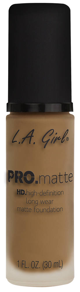 LA Girl Pro Matte Foundation - Caramel