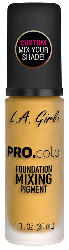 LA Girl Pro Matte Foundation - Yellow