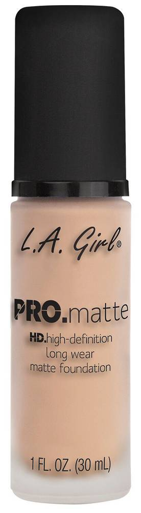 LA Girl Pro Matte Foundation - Porcelain