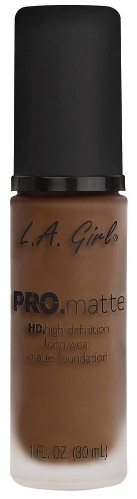 LA Girl Pro Matte Foundation - Creamy Cocoa