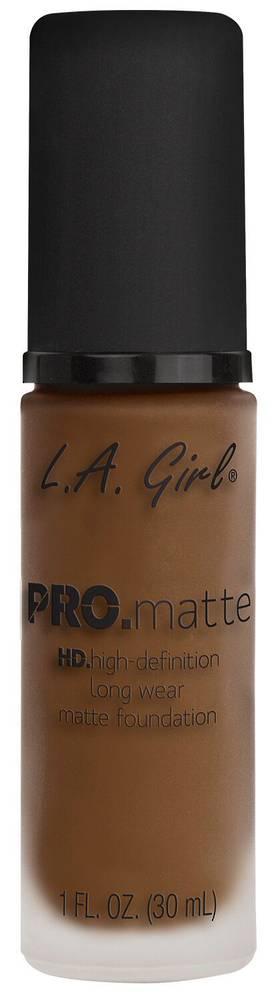 LA Girl Pro Matte Foundation - Soft Sable
