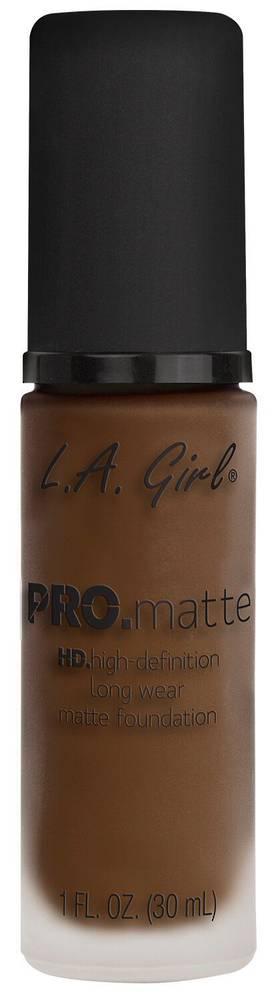 LA Girl Pro Matte Foundation - Chestnut