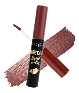 LA Girl Metal Liquid Lipstick - Illuminate