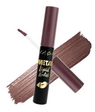LA Girl Metal Liquid Lipstick - Galvanize