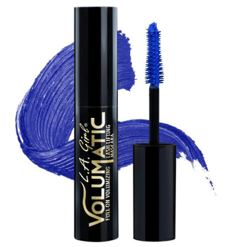 LA Girl Volumatic Mascara - Bright Blue