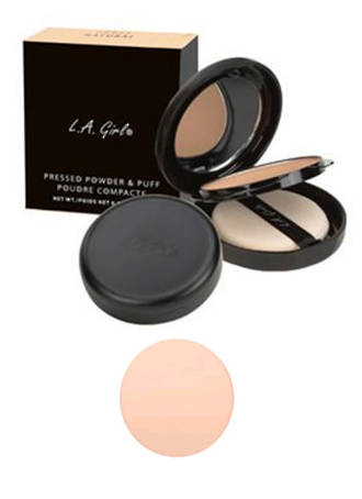 LA Girl Ultimate Pressed Powder - Fair