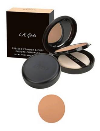 LA Girl Ultimate Pressed Powder - Caramel