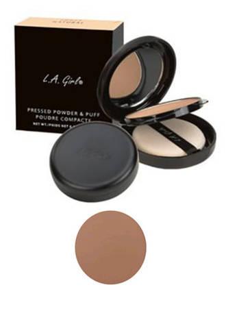 LA Girl Ultimate Pressed Powder - Espresso