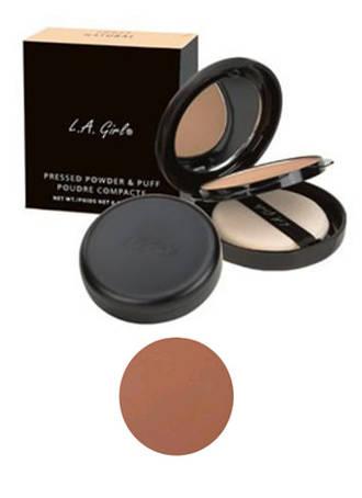LA Girl Ultimate Pressed Powder - Dark Cocoa