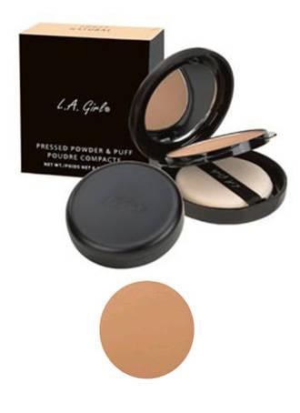 LA Girl Ultimate Pressed Powder - Toasted Almond
