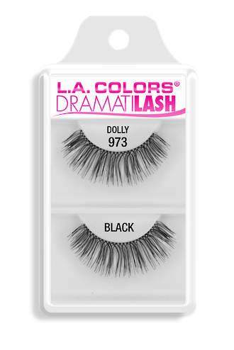 LA Colors Eye Lashes - Dolly