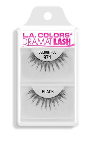 LA Colors Eye Lashes - Delightful