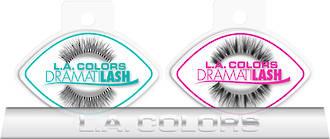 L.A. Colors Holiday Set - Dramatilash Faux Lashes 12pcs