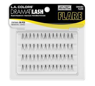 LA Colors Dramatilish Kit - Flare