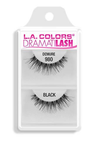 LA Colors Eye Lashes - Demure