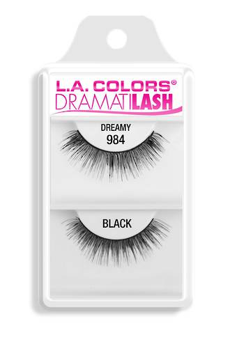 LA Colors Eye Lashes - Dreamy
