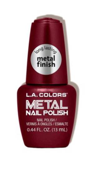 LA Colors Metal Nail Polish - Dynasty