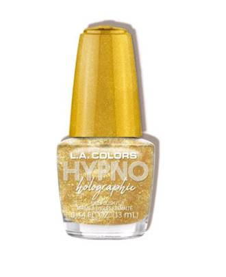 LA Colors Hypno Holographic Nail Polish - Divine