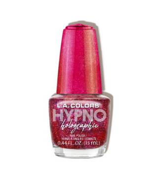 LA Colors Hypno Holographic Nail Polish - Paranoia